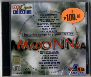 MADONNA - POP DIVAS COLLECTION PHILIPPINES VIDEO CD